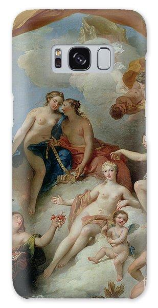 Venus Galaxy Case - La Toilette De Venus by Francois Lemoyne