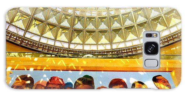 La Union Station Mural Galaxy Case