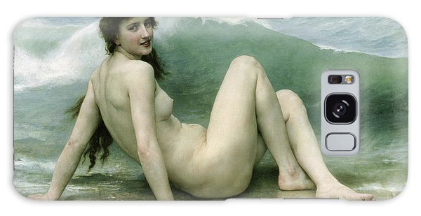 Beautiful Galaxy Case - La Vague by William Adolphe Bouguereau