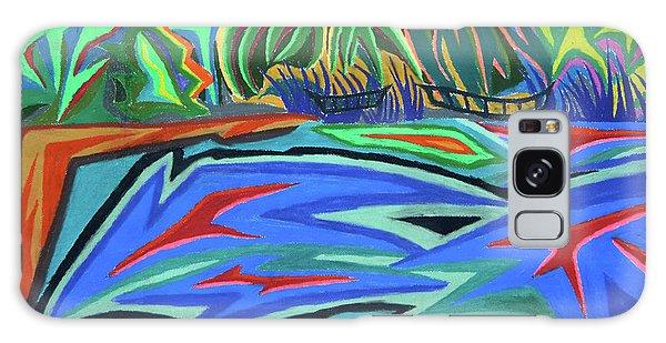 Lac Aura Galaxy Case by Robert SORENSEN