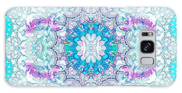 Lacy Mandala Galaxy Case