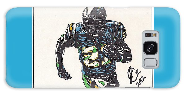 Ladainian Tomlinson 1 Galaxy Case by Jeremiah Colley