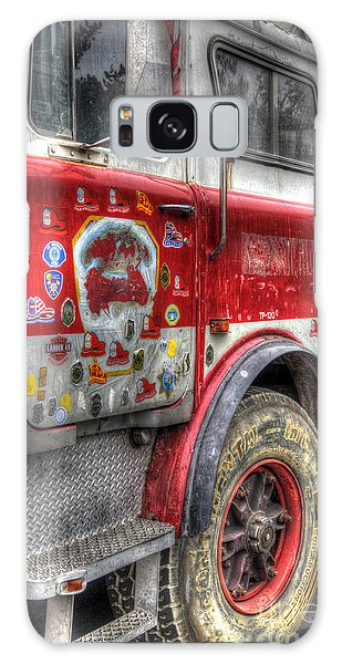 Ladder Truck 152 - In Remembrance Of 9-11 Galaxy Case
