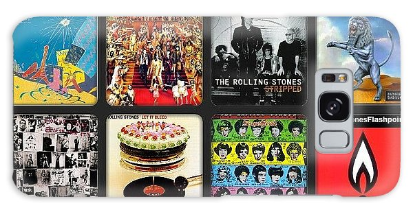Ladies And Gentlmen The Rolling Stones Galaxy Case