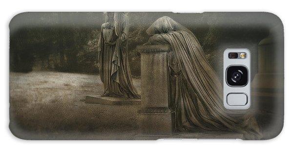 View Galaxy Case - Ladies Of Eternal Sorrow by Tom Mc Nemar