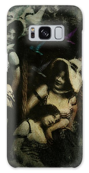 Ladies Who Lunch Galaxy Case