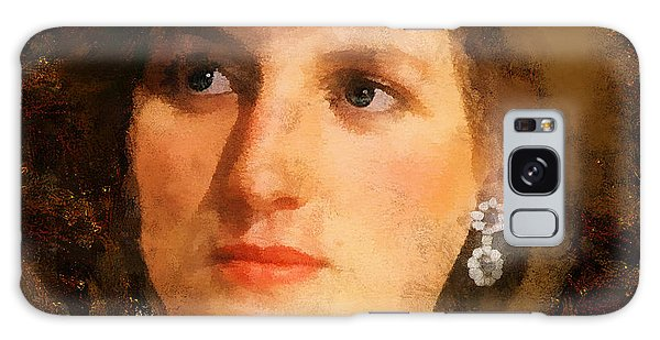Lady Diana Galaxy Case