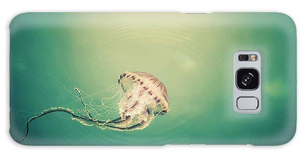 Lady Jellyfish Galaxy Case