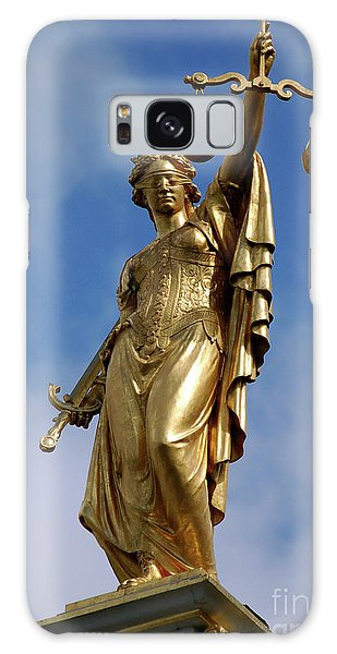 Lady Justice In Bruges Galaxy Case
