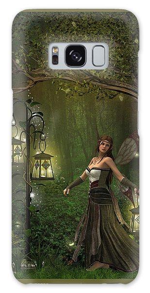 Lady Of The Lanterns Galaxy Case