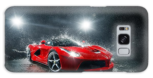 Laferrari Splash Galaxy Case