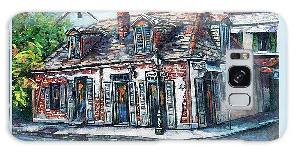 Lafitte's Blacksmith Shop Galaxy Case