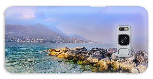 Lago Di Garda. Stones Galaxy Case