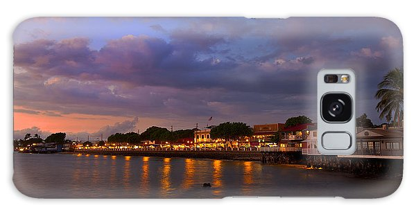 Lahaina Twilight Galaxy Case by James Roemmling