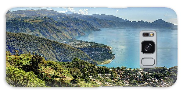 Lake Atitlan Galaxy Case