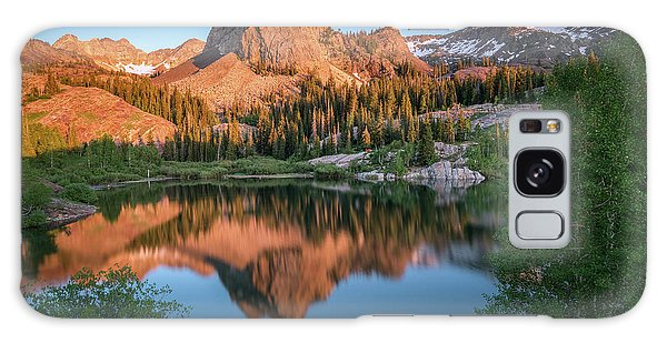 Lake Blanche At Sunset Galaxy Case