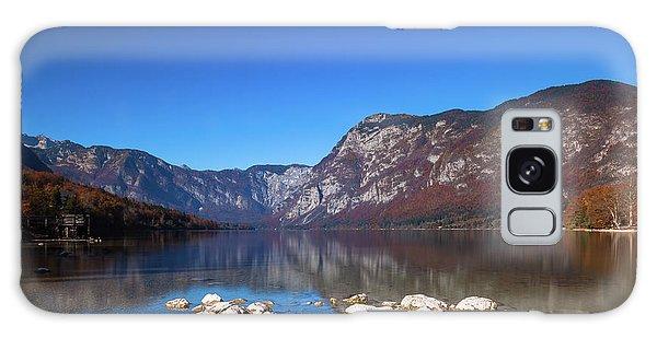 Lake Bohinj Galaxy Case