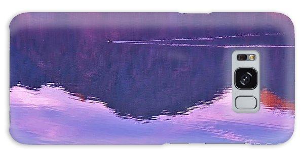 Lake Cahuilla Reflection Galaxy Case