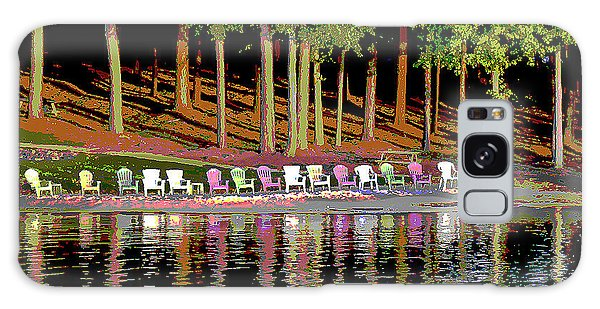 Lake Chairs Galaxy Case