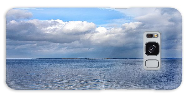 Lake Champlain From New York Galaxy Case by Brendan Reals