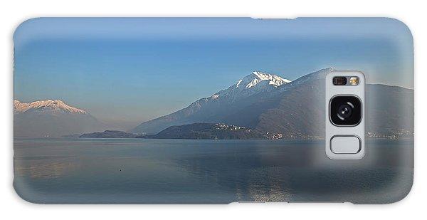 Lake Como Galaxy Case