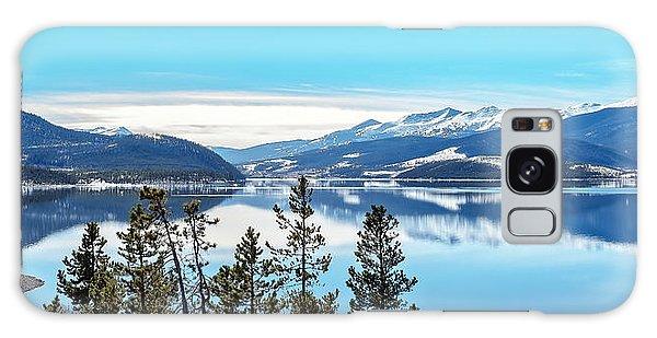 Lake Dillon Colorado Galaxy Case