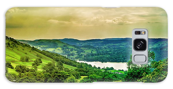 Galaxy Case featuring the photograph Lake District 6 by Wallaroo Images