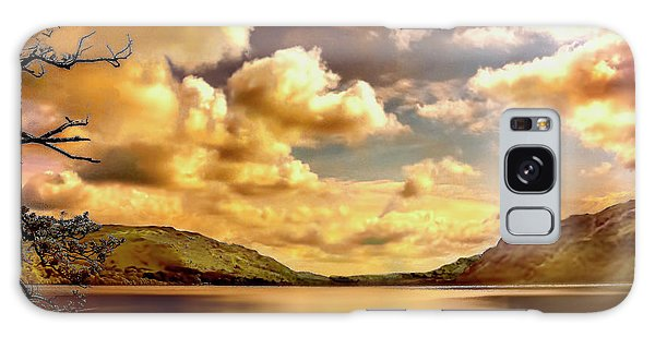 Galaxy Case featuring the photograph Lake District Uk by Wallaroo Images
