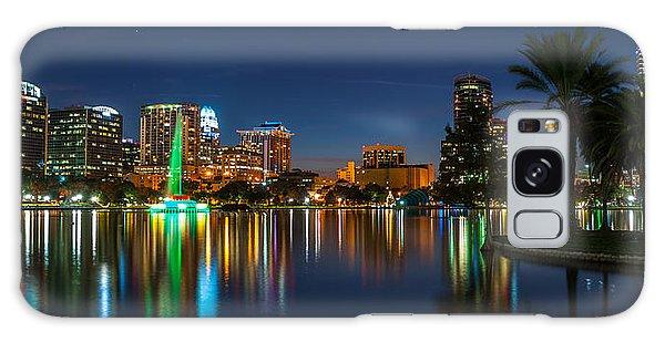 Lake Eola Orlando Galaxy Case