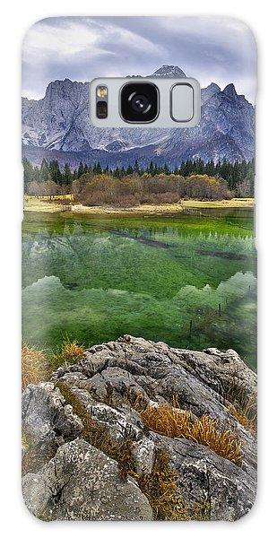 Lake Fusine Galaxy Case