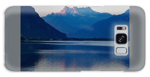 Lake Geneva, Switzerland Galaxy Case
