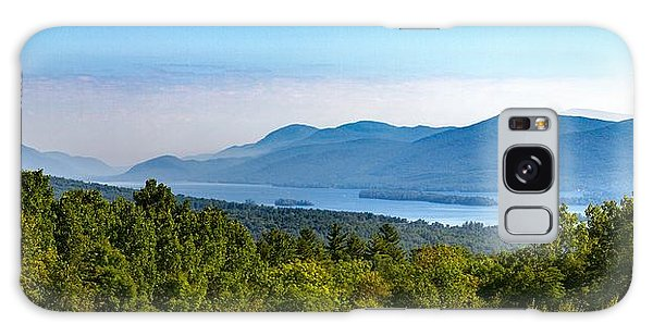 Lake George, Ny And The Adirondack Mountains Galaxy Case