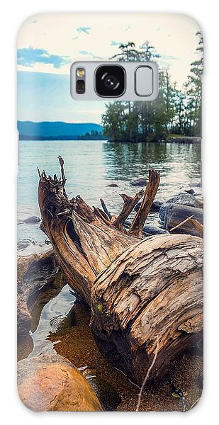 Lake George Palette Galaxy Case
