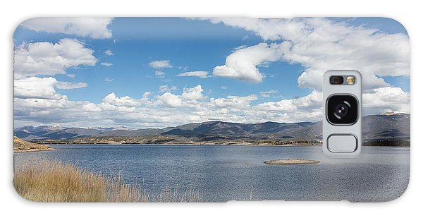 Lake Granby -- The Third-largest Body Of Water In Colorado Galaxy Case by Carol M Highsmith