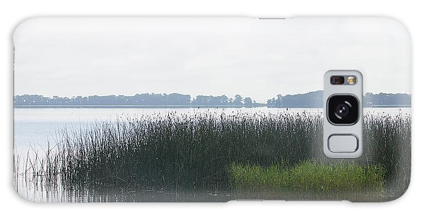 Lake Grasses Galaxy Case
