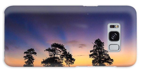 Lake Istokpoga Sunrise Galaxy Case