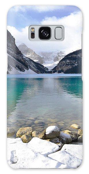 Lake Louise Beauty Galaxy Case by Andrea Hazel Ihlefeld