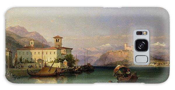 Lake Maggiore Galaxy Case