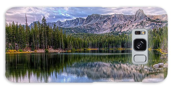 Lake Mamie Panorama Galaxy Case