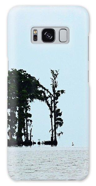 Lake Maurepas Cypress Galaxy Case