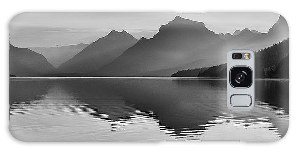Lake Mcdonald Galaxy Case by Monte Stevens