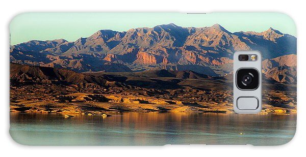 Lake Mead Before Sunset Galaxy Case