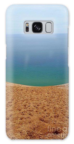 Lake Michigan Colors Galaxy Case