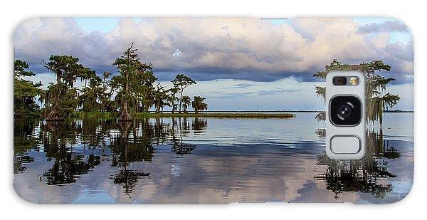 Lake Mirror Galaxy Case