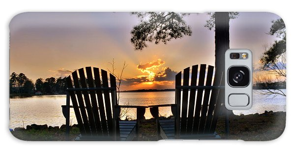 Lake Murray Relaxation Galaxy Case