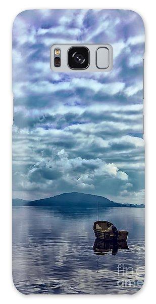 Lake Of Beauty Galaxy Case by Rick Bragan