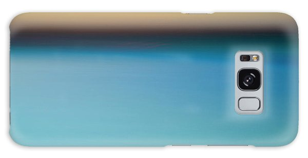 Lake Ontario - Abstarct Photography Galaxy Case