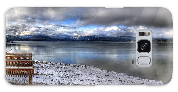 Lake Pend D'oreille At 41 South Galaxy Case