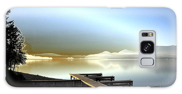 Lake Pend D'oreille Fantasy Galaxy Case