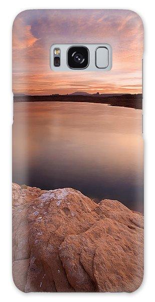 Lake Powell Dawn Galaxy Case
